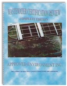 Approvedce | Wastewater Classes | Approved Environment Inc